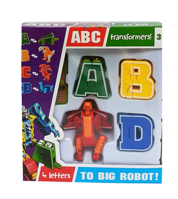 toko mainan online ABC TRANSFORMERS - QQABC