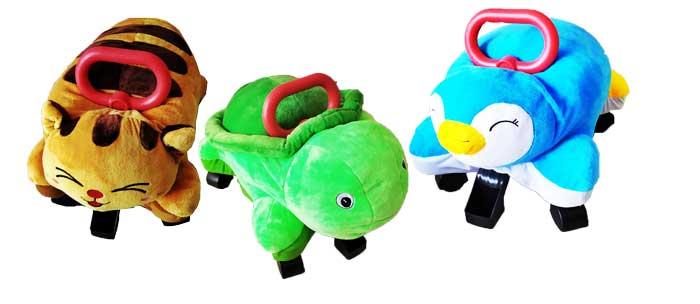 toko mainan online FUNBIKE CAROUSEL MIX - 98019