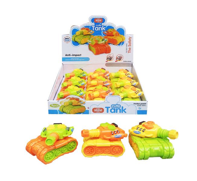 toko mainan online CUTE TANK MINI SERIES-2016-03A