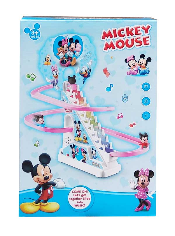 toko mainan online MICKEY MOUSE SLIDE - 668-5