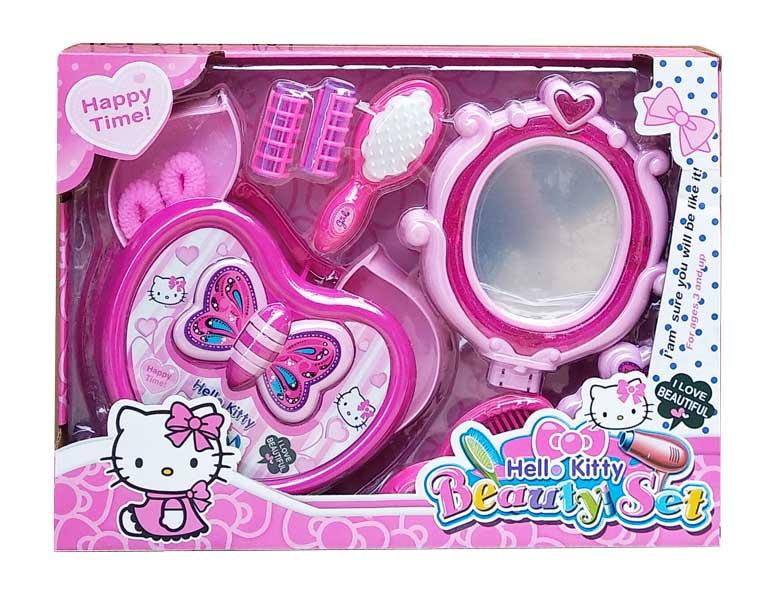 toko mainan online HELLO KITTY BEAUTY SET - KT-603