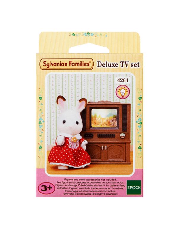 toko mainan online DELUXE TV SET - 4264