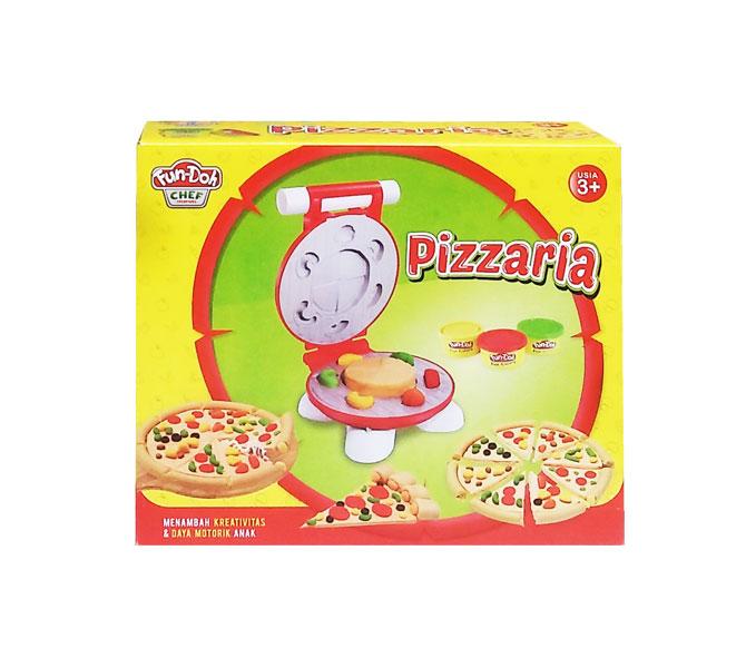 toko mainan online FUN-DOH PIZZARIA - 28127