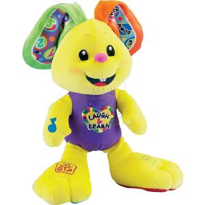 toko mainan online FISHER PRICE LAUGH AND LEARN BUNNY