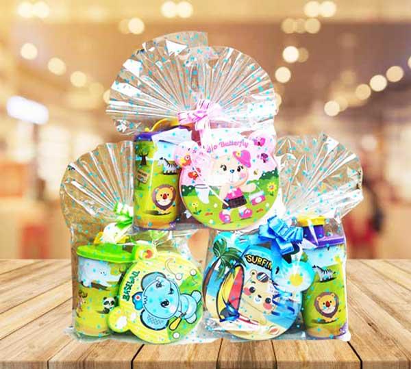 toko mainan online TEMPAT MAKAN BABY PANDA + TUMBLER - LC213