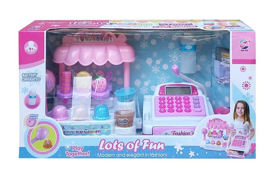 toko mainan online CASH REGISTER LOTS OF FUN - 5926