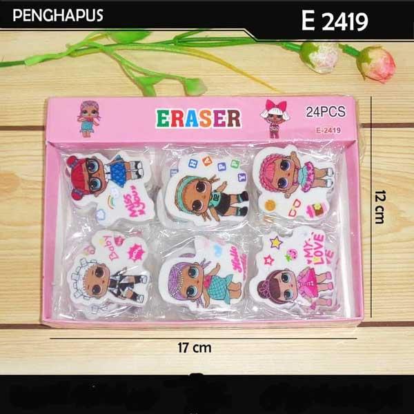 toko mainan online PENGHAPUS LOL - 2419