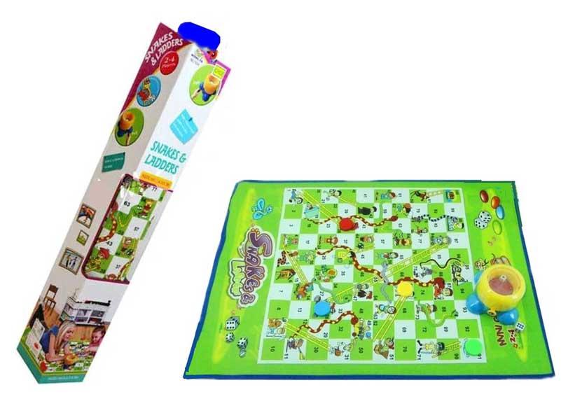 toko mainan online SNAKES & LADDERS 60X45CM - 1634