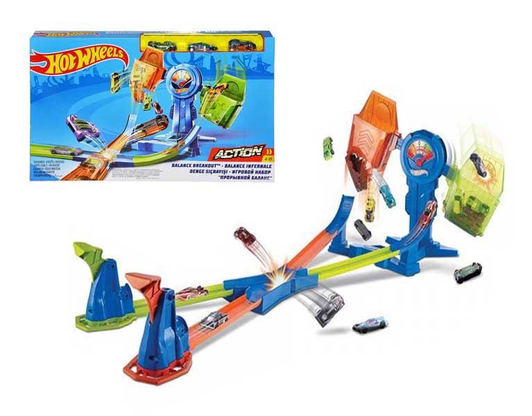 toko mainan online HOT WHEELS BALANCE BREAKOUT - FRH34
