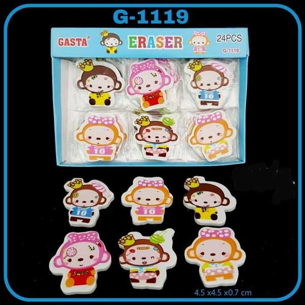 toko mainan online PENGHAPUS MONYET - 1119