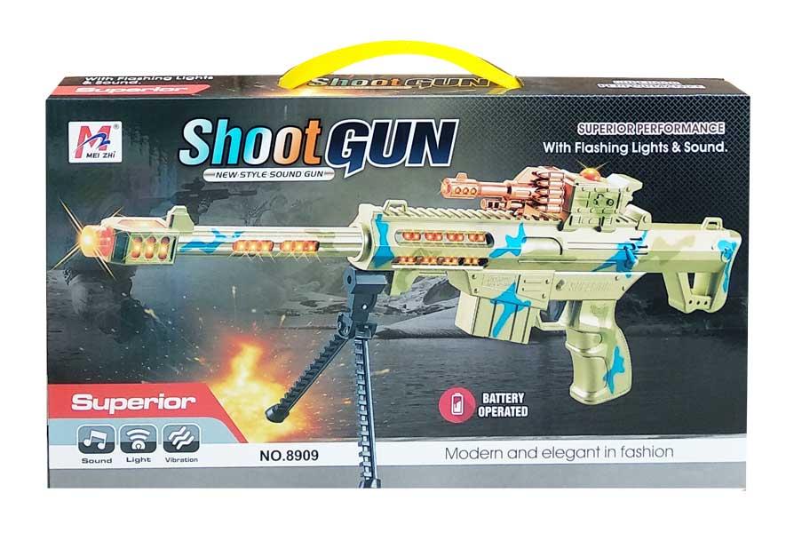 toko mainan online SHOOT GUN - 8909