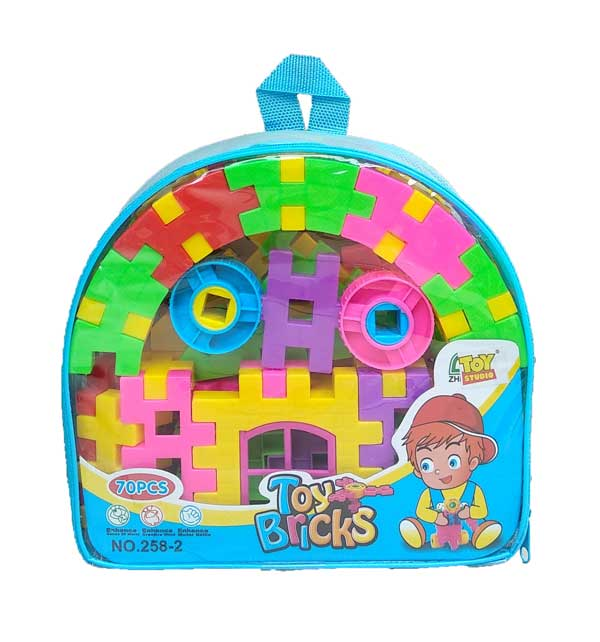 toko mainan online TOYS BRICKS MIX  - 258-2