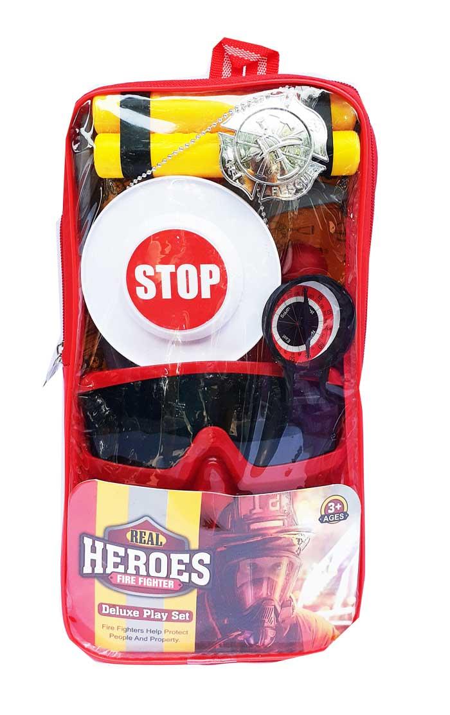 toko mainan online HEROES FIRE FIGHTER - 03908