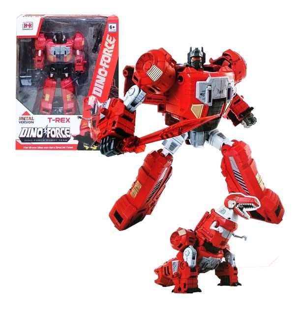toko mainan online DINO FORCE T-REX - 8012-2