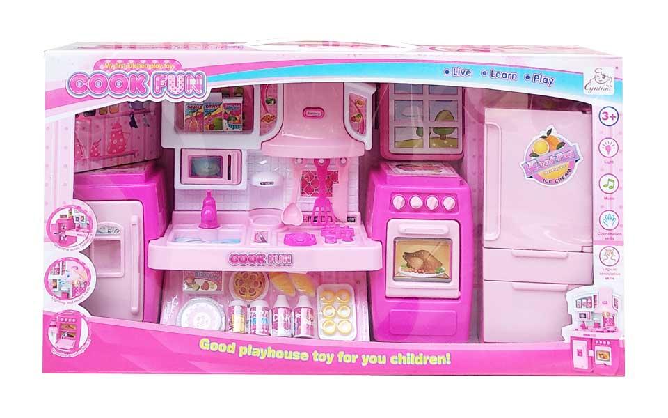 toko mainan online COOK FUN - SY-2061