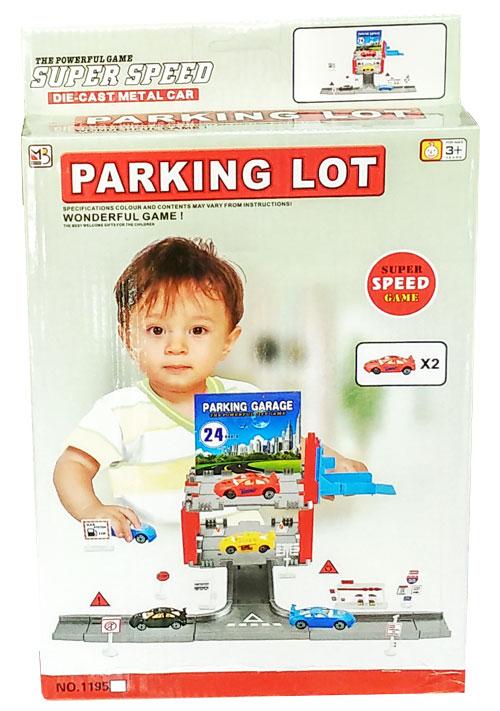toko mainan online PARKING LOT 1195