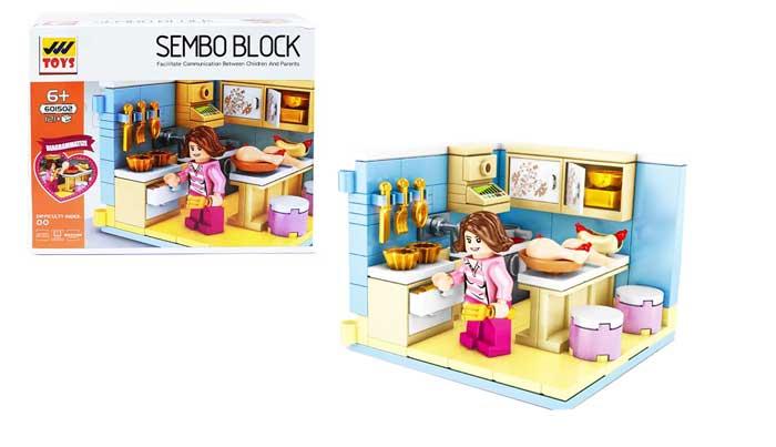 toko mainan online SEMBO DAPUR - SD601502