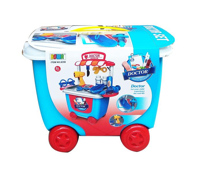 toko mainan online DOCTOR SET BOWA-8358