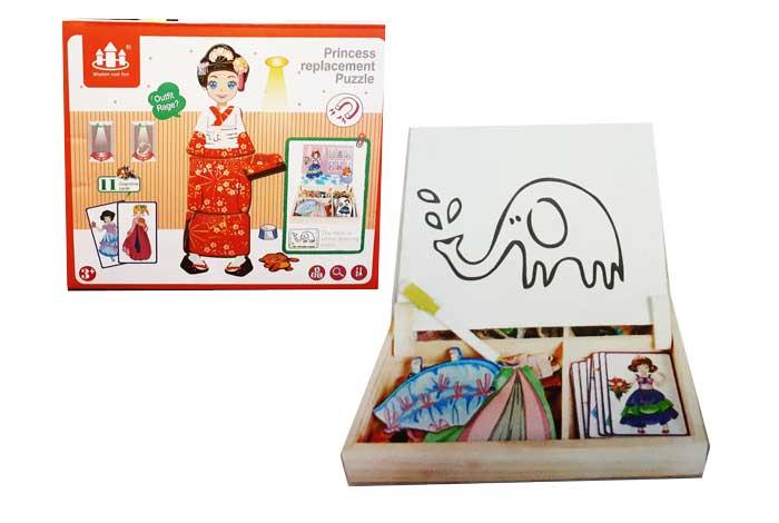 toko mainan online PRINCESS REPLACEMENT PUZZLE - 39662