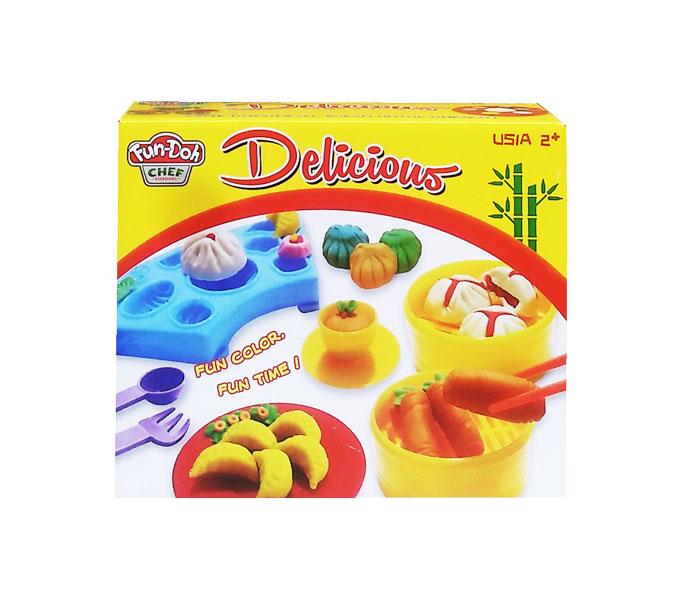toko mainan online FUN-DOH DELICIOUS - 28129