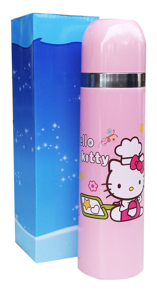 toko mainan online TERMOS HELLO KITTY 500ML (gr6mx)