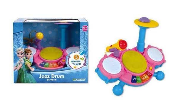 toko mainan online JAZZ DRUM - 2837C