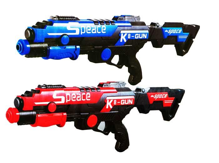 toko mainan online SPACE GUN - 918-1