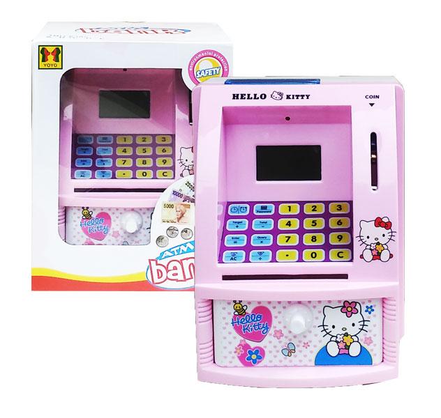 toko mainan online ATM BANK KITTY / CELENGAN - 6305