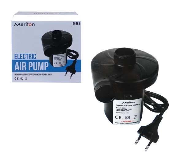 toko mainan online MERITON ELECTRIC AIR PUMP - 66688