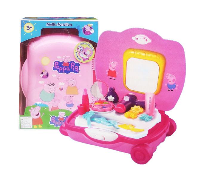 toko mainan online DREAM LUGGAGE FASHION PEPPA PIG-DN866PP-1