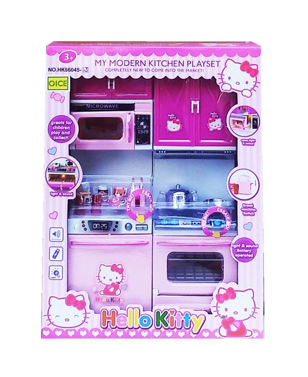 toko mainan online MY MODERN KITCHEN PLAYSET - HK66045-3