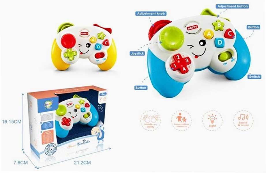 toko mainan online GAME CONTROLLER - QF366-035