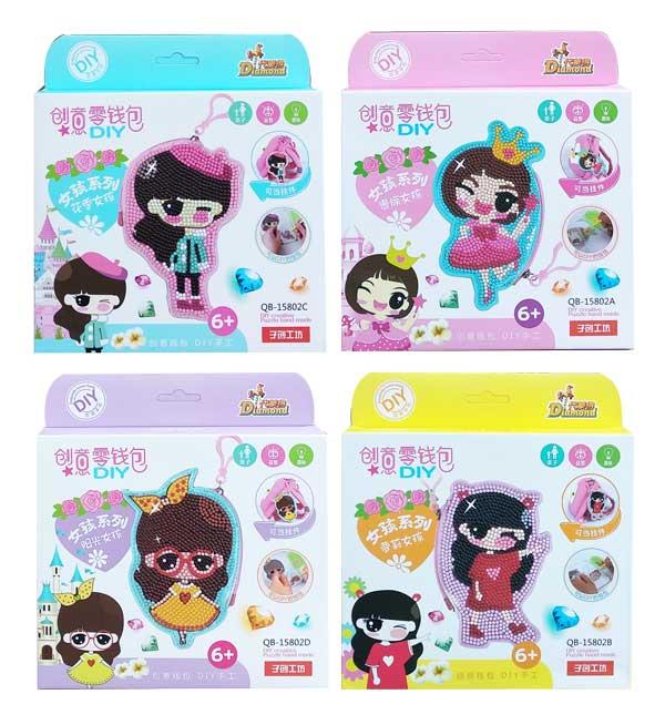 toko mainan online PUZZLE HAND MADE - QB-15801/QB-15802