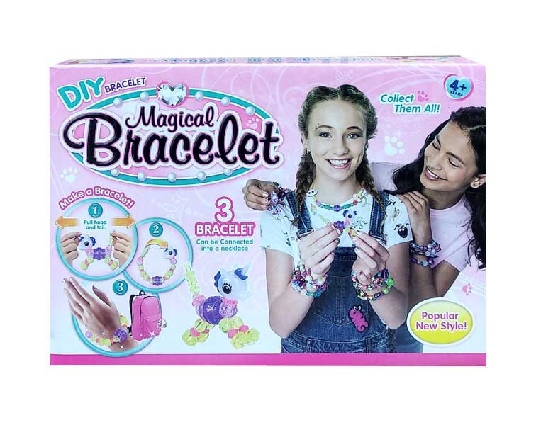 toko mainan online DIY MAGICAL BRACELET ISI 3 - 550
