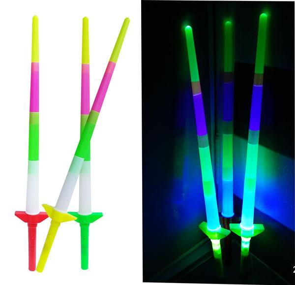 toko mainan online PEDANG LAMPU WARNA - 2234