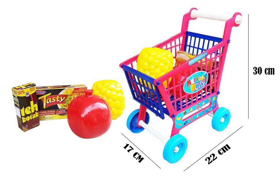toko mainan online SHOPPING TROLLEY - 131
