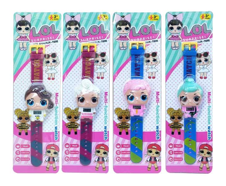 toko mainan online LOL WATCH - 0899A-13