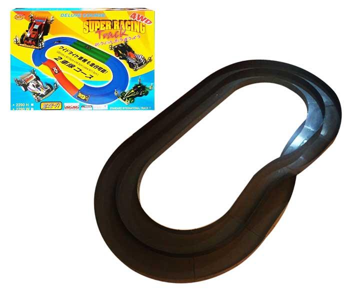 toko mainan online TRACK TAMIYA 2 JLR (HITAM)