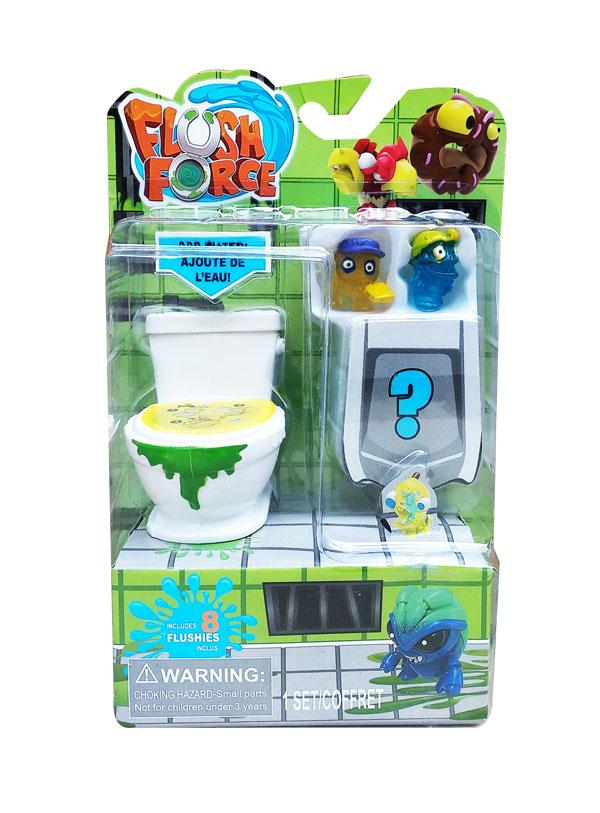 toko mainan online FLUSH FORCE - DB051