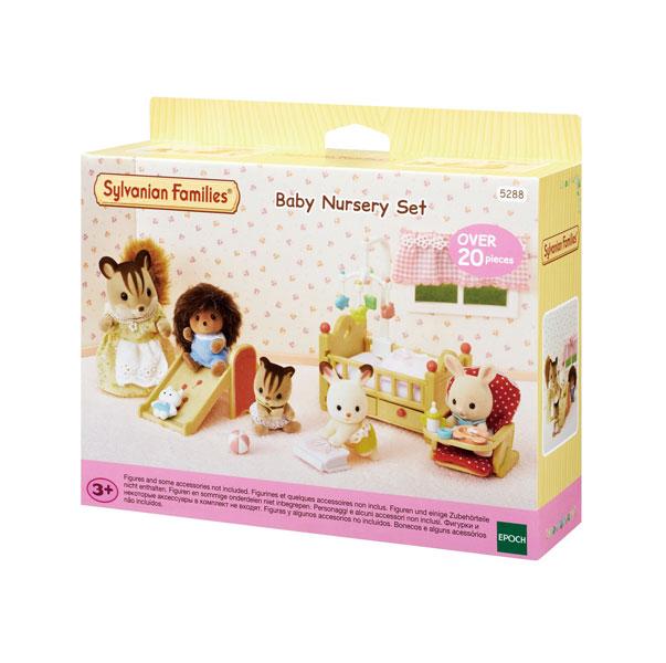 toko mainan online BABY NURSERY SET - 5288