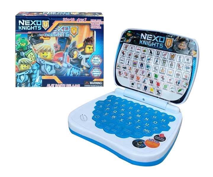 toko mainan online ALAT BANTU BELAJAR 4BHS NEXO KNIGHTS - 789-1