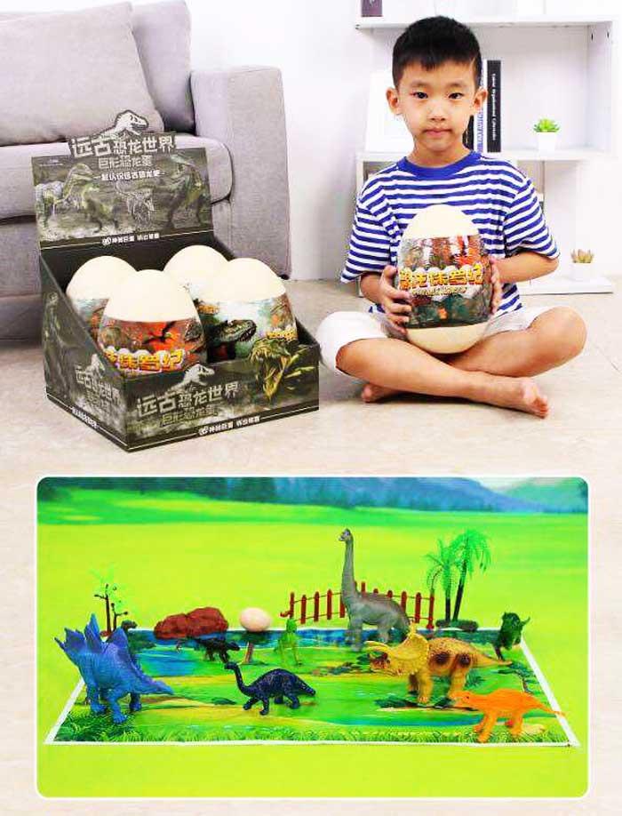 toko mainan online TELOR DINO JUMBO - 232385