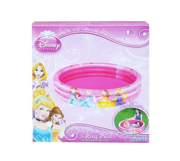 toko mainan online PRINCESS POOL 122X25CM - 91047