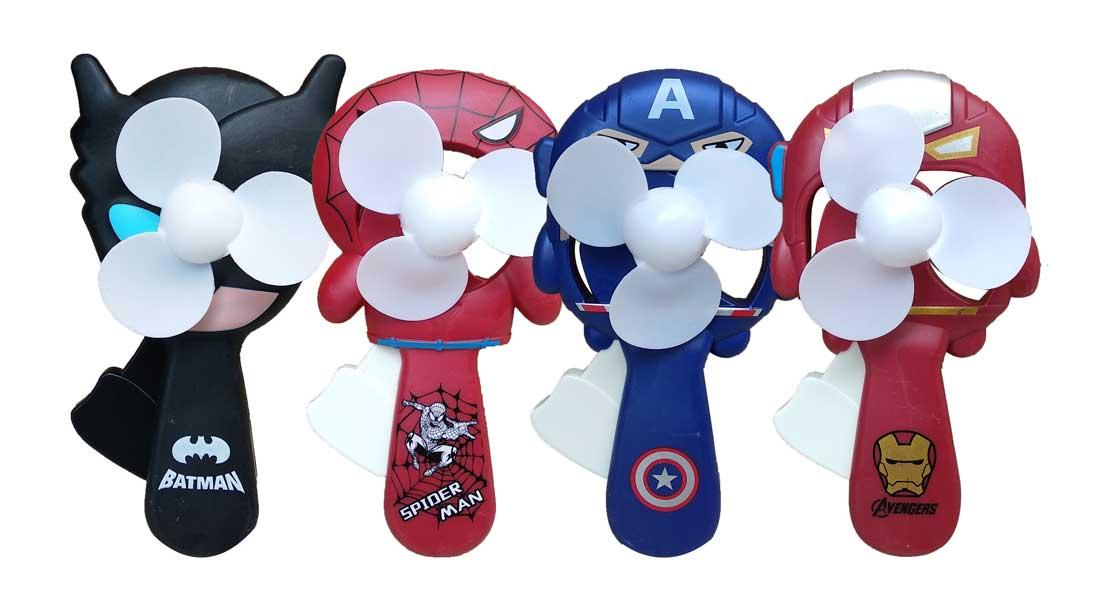 toko mainan online AVENGERS FAN MIX KARAKTER (gr12) - M-111