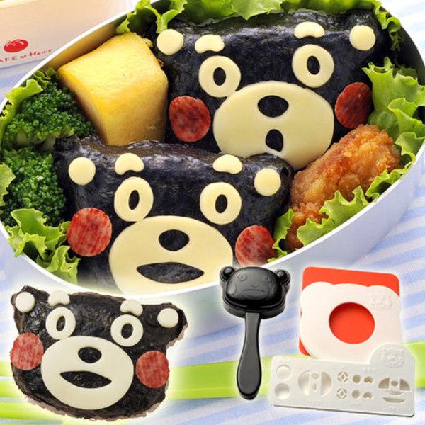 toko mainan online CETAKAN BENTO KUMAMON - A-76221