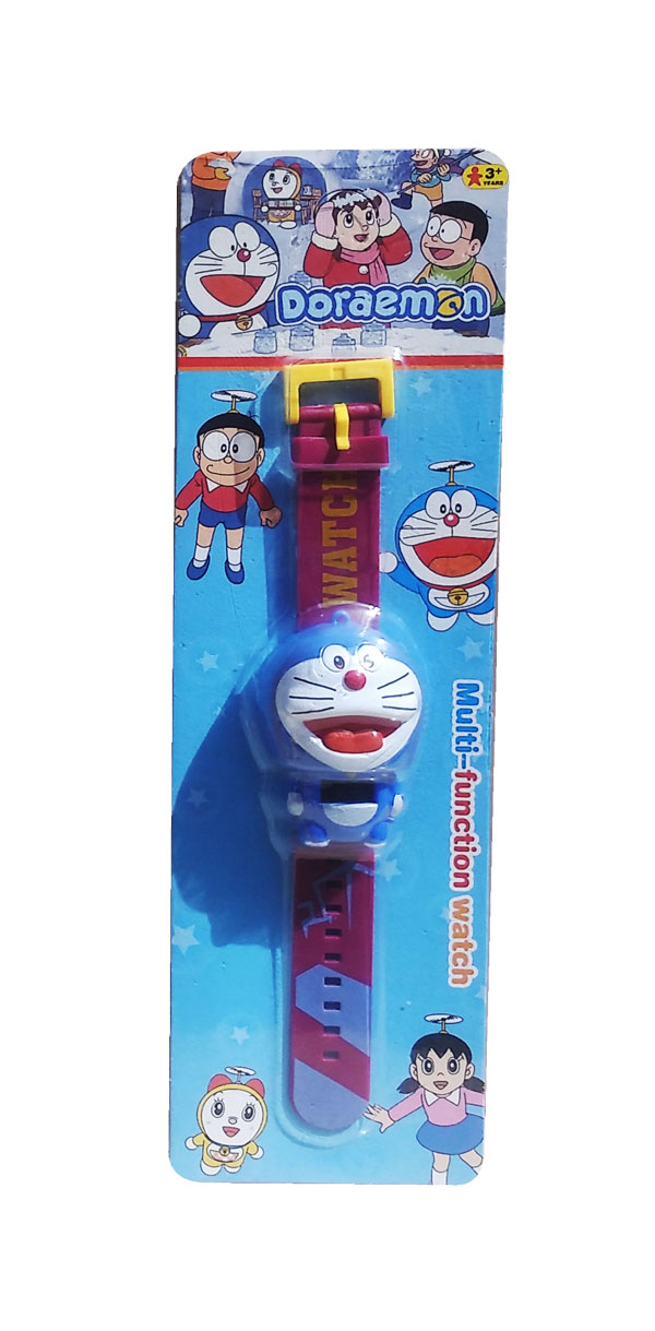 toko mainan online DORAEMON WATCH - 0899A-6
