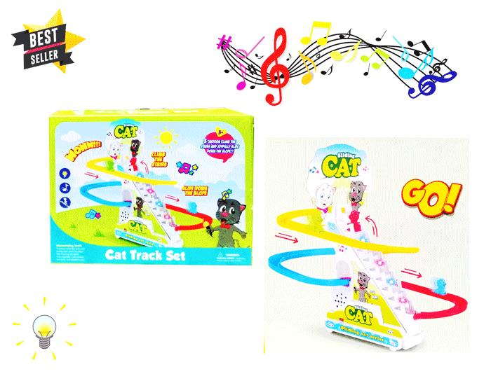 toko mainan online CAT TRACK SET - 616-34