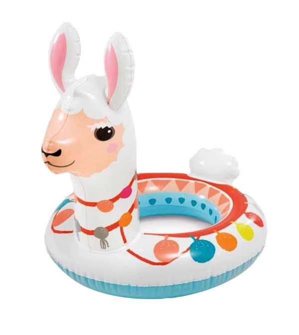 toko mainan online INTEX BIG ANIMAL RING DOMBA - 58221