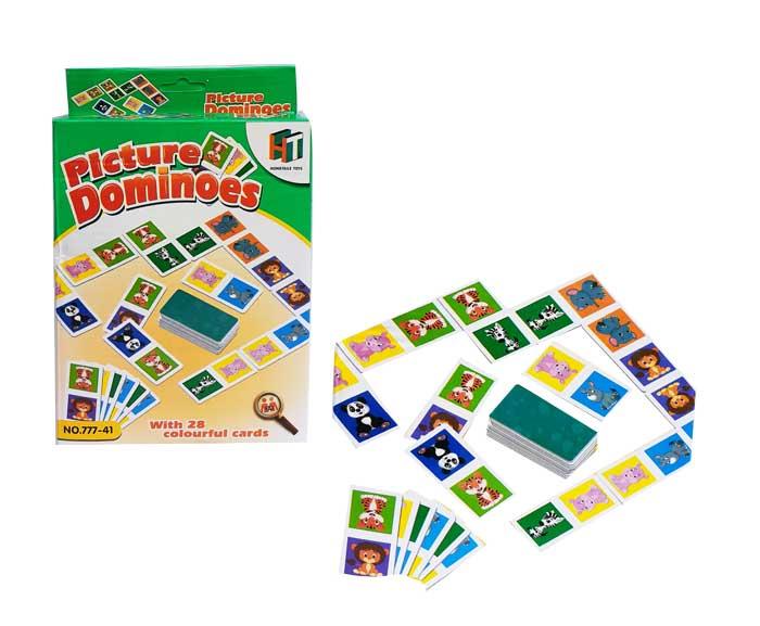 toko mainan online PICTURE DOMINOES - 777-41