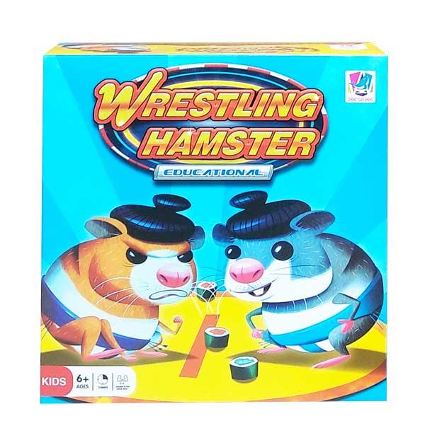 toko mainan online WRESTLING HAMSTER - 288-1
